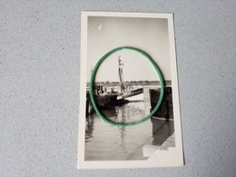 Bateau De Pêcheur Photo D'époque A Identifier - Postkaarten
