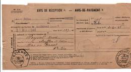 AVIS DE SAINT ETIENNE POUR BAS EN BASSET HAUTE LOIRE 1948 - 1921-1960: Modern Tijdperk