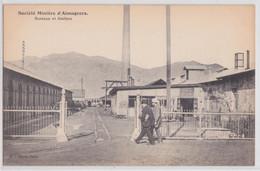 Almeria (Andalucia) - Société Minière D'Almagrera Bureaux Et Ateliers - Almería