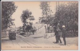 Almeria (Andalucia) - Société Minière D'Almagrera Entrée De La Mine Petronila Wagonnet - Almería
