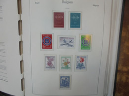 BELGIQUE 1959-1972 NEUVE** DONT SERIE 1066-1075 Et VARIANTES PAPIERS (2889) 2 KILOS 400 - Belgium