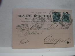 CAMAIORE   - -LUCCA  -- FRANCESCO BARSOTTELLI  -- OLII E VINI - Lucca