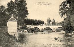 - ECHENON (21) - Le Pont Sur L'Ouche  -21429- - Otros Municipios