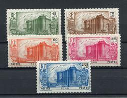 !!! PRIX FIXE : TOGO, SERIE BASTILLE N°177/181 NEUVE * - Unused Stamps
