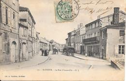 Saint Dizier. La Rue D'Ancerville Envoyé 7-9-1903.  -(1239) - Saint Dizier