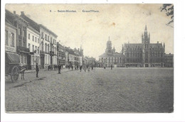 Sint-Niklaas - Grand'Place. - Sint-Niklaas
