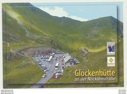 AK  Ebene Reichenau Glockenhütte Nockalm Mit Parkplatz Autos Bus - Österreich