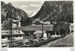 AK  Böckstein Autotrabnsit Tauerntunnel Auto Eisenbahn - Böckstein