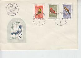 JUGOSLAVIA  1968 - Fauna - Uccelli - Unclassified