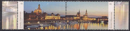 2014 Allem. Fed. Mi. 3068-9  **MNH  Elbpanorama Dresden - Nuevos