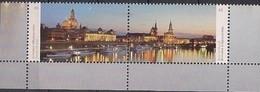 2014 Allem. Fed.  Deutschland Mi.3068-9 **MNH UR Deutschlands Schönste Panoramen : Dresden - Nuevos