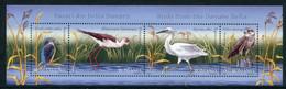 ROMANIA 2009 Birds Of The Danube Delta Block MNH / **.  Michel Block 442 - Blocks & Sheetlets