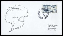 1964, Ross Gebiet, Brief - Sin Clasificación