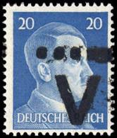 1945, Deutsche Lokalausgabe Westerstede, IX, ** - Ohne Zuordnung