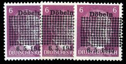 1945, Deutsche Lokalausgabe Döbeln, 1 B (3), * - Ohne Zuordnung