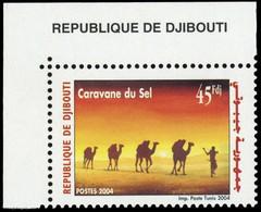 2004, Dschibuti, 798 DV, ** - Gibuti (1977-...)