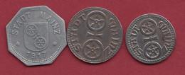 Allemagne 3 Kriegsgeld - Dans L 'état Lot N °11 - [ 2] 1871-1918: Deutsches Kaiserreich