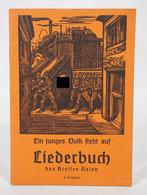 Drittes Reich Liederbuch Des Kreises Aalen I. Ausgabe Ein Junges Volk Steht Auf NSDAP Hitler - 1939-45
