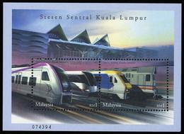 2002, Malaysia, Block 61, ** - Malaysia (1964-...)
