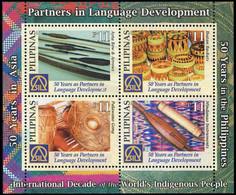 2003, Philippinen, Block 184, ** - Filippijnen