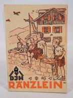 Drittes Reich Deutsche Hitler-Jugend DJH 1941 Ränzlein Jahrbuch Für Die Deutsche Jugend Reichsverband Jugendherbergen - 1939-45