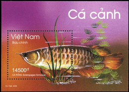 2009, Vietnam Nord Und Republik, Block 153, ** - Vietnam
