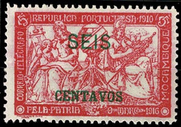 Moçambique, 1918/20, # 205, MNG - Mosambik