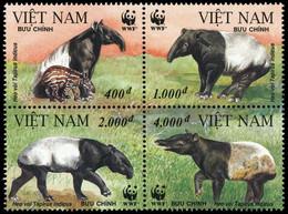 1995, Vietnam Nord Und Republik, 2685-88, ** - Vietnam