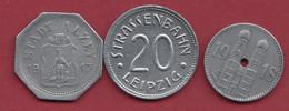 Allemagne 3 Kriegsgeld - Dans L 'état Lot N °25 - [ 2] 1871-1918: Deutsches Kaiserreich