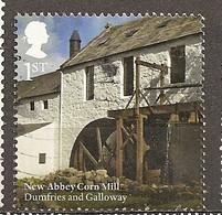 Grande-Bretagne Great Britain 201- Watermill Obl - Used Stamps