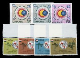 1964, Ghana, 170-72 U.a., ** - Ghana (1957-...)