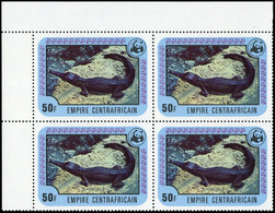 1978, Zentralafrika, 533 (4), ** - República Centroafricana