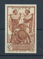 1938, Französisch Somaliküste, 165 U, ** - Zonder Classificatie