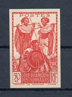 1938, Französisch Somaliküste, 162 U, ** - Zonder Classificatie
