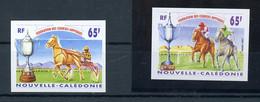 1997, Neukaledonien, 1109-10 U, ** - Unclassified