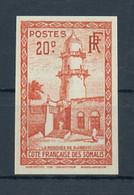 1938, Französisch Somaliküste, 156 U, ** - Zonder Classificatie