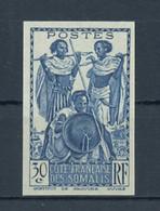 1938, Französisch Somaliküste, 158 U, ** - Zonder Classificatie