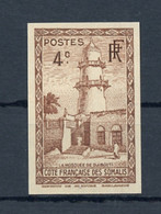 1938, Französisch Somaliküste, 152 U, ** - Zonder Classificatie