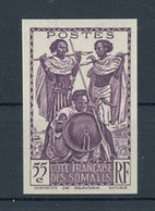 1938, Französisch Somaliküste, 163 U, ** - Zonder Classificatie