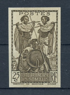 1938, Französisch Somaliküste, 157 U, ** - Zonder Classificatie