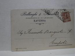 RAVENNA  --- BELLENGHI   & RIVALTA - Ravenna