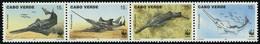 1997, Kap Verde, 727-30, ** - Kap Verde