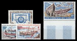 1963, Französisch Somaliküste, 356, ** - Ohne Zuordnung