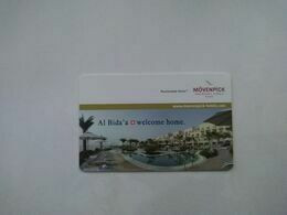 Kuwait Hotel Key, Movenpick Hotel & Resort Al Bida'a Kuwait (1pcs) - Cartes D'hotel