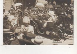 CPA  RAMBERVILLERS RECPTION A L HOTEL DE VILLE POUR LA CENTENAIRE MADAME ARNOULD 1911 - Frankreich