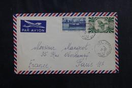 NOUVELLE CALÉDONIE - Enveloppe De Nouméa Pour Paris En 1951 - L 72678 - Cartas