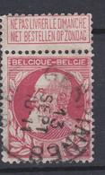 N° 74 GERPINNES - 1905 Grosse Barbe