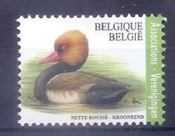 BELGIE * Buzin * Nr 4759 * Postfris Xx * WIT  PAPIER - 1985-.. Vögel (Buzin)