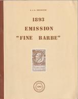 "BELGIQUE, 1893 EMISSION ""FINE BARBE"", Deneumostier - Filatelia E Historia De Correos"