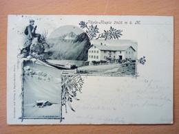 Hotel Bären, Kandersteg (6375) - GR Grisons